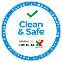 Clean & Safe - Establishment complying with health measures